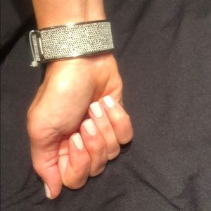 Guess bracelet with tags